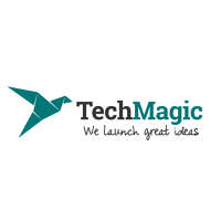 TechMagic logo