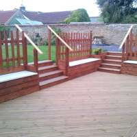 Diamond Decking