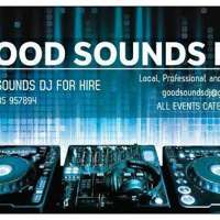 GOOD SOUNDS DJ HIRE logo