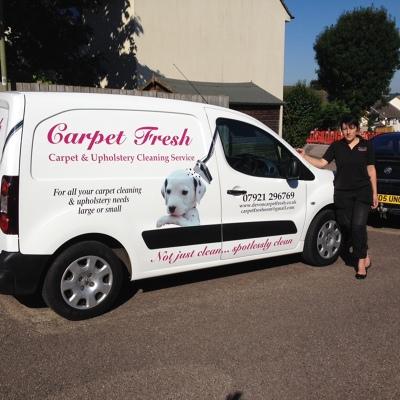 Carpet Fresh