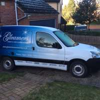 Gleamers/All Bright oven Cleaning logo