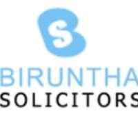 Biruntha Solicitors logo