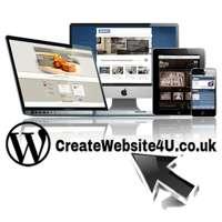 Create Website 4 U logo