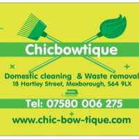 Chicbowtique logo