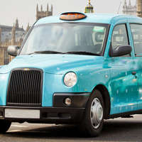 Plumstead Taxis logo