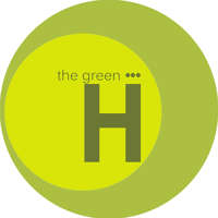 The Green H LLP logo