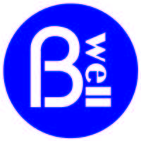 Bwell Health Club  logo