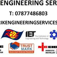 RIK Enginering Services logo