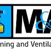 M&A Cleaners logo