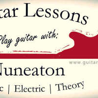 Guitar Lessons Nuneaton logo