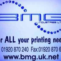 BMG Industries Ltd logo