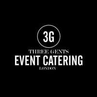 3 Gents Event Catering  logo