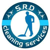 SRD Cleaning services logo