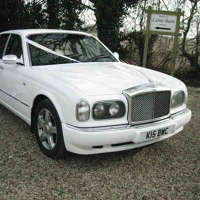 Bentley Wedding Car Hire Ltd logo