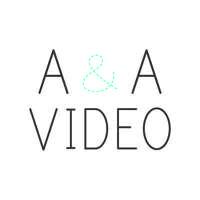 A & A Video logo