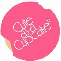 Cute As A Cupcake ltd logo