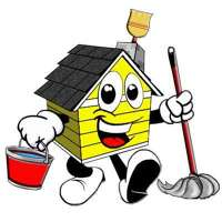 grahams cleaning services/garden tidy ups logo