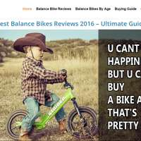 Best Balance Bikes Reviews logo