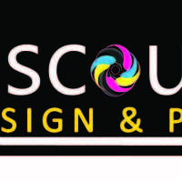 Discount Sign and Print logo
