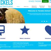 Teckels Animal Boarding and Sanctuaries logo