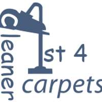 1st 4 Cleaner carpets  logo