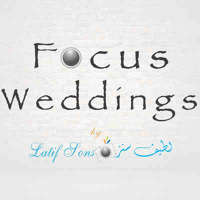 Focus Weddings logo