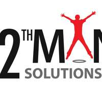 12th Man Solutions  logo