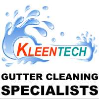 Kleentech Gutter Cleaning, Instalation & Repairs logo