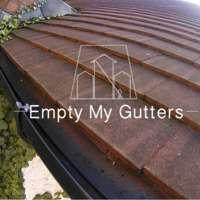 Empty My Gutters logo
