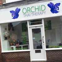 Orchid Thai Therapy logo