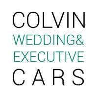 Colvin Wedding and Executive Cars logo