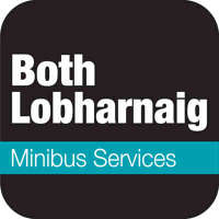 Both Lobharnaig Minibus Services logo