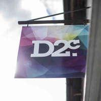 D2 Creative logo