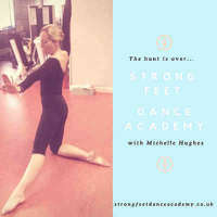 Strong Feet Dance Academy logo