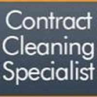 Contract Cleaning Specialist logo