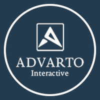 Advarto Interactive logo