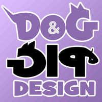 Dog and Pig Design logo