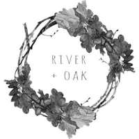 River + Oak logo