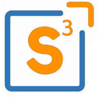 Six Three Serve logo