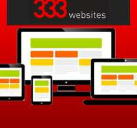 333 Websites logo