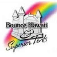 Bounce Hawaii & Superior Tents logo