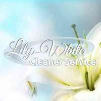 Lily-White Cleaner Service logo