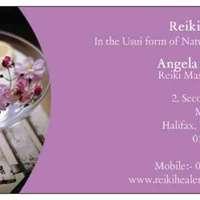Reiki Therapy logo