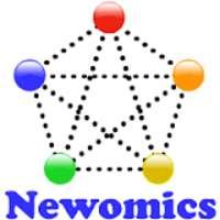 Newomics logo