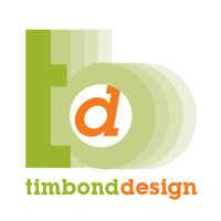 Timbond design logo