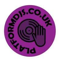 Platform DJs: Mobile Disco Service logo