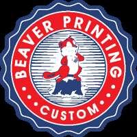 Beaver Printing logo
