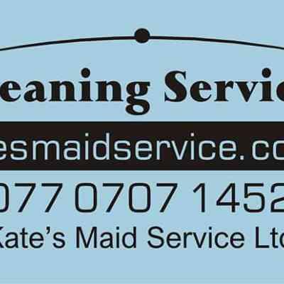 Kate's Maid Service Ltd