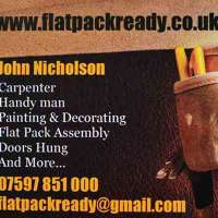 Flat Pack Ready logo