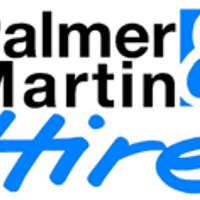 Palmer & Martin logo